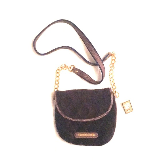 Juicy Couture Quilted Cross-body Bag 30e99a975